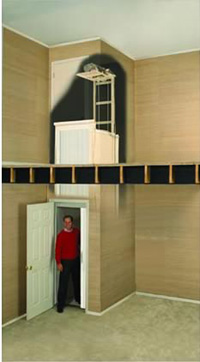 Accessabilitylifts for Simple home elevators